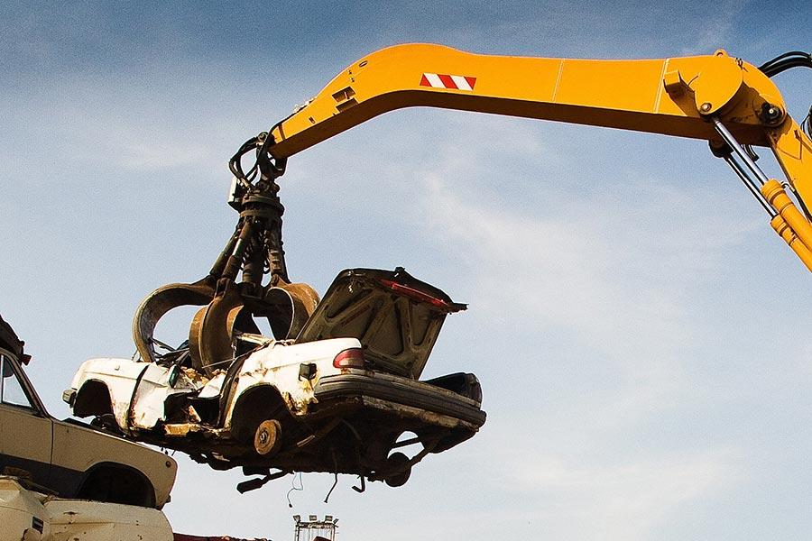 Переработка автомобиля и автолома