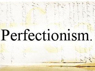 Перфекционизм как тормоз прогресса