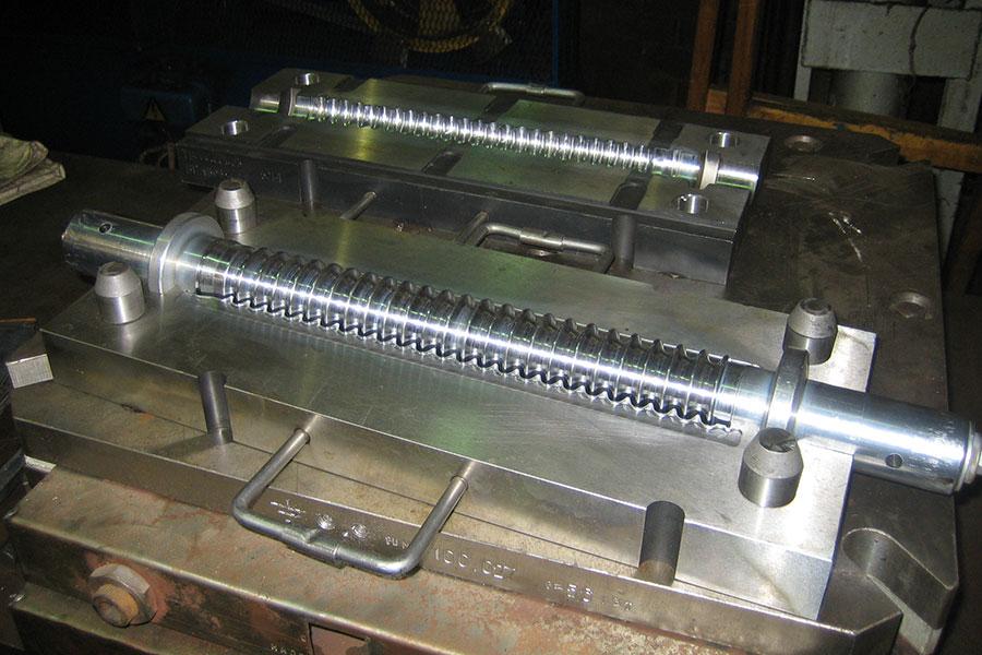 Прессование металлических порошков