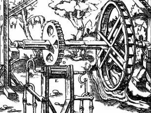 Применение энергии воды в металлургии