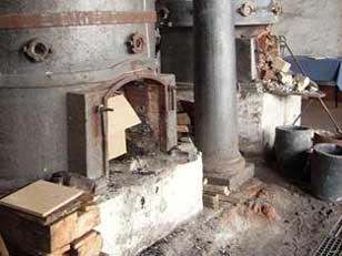Производство ферросплавов в вагранках