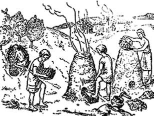 Теория и практика сыродутного процесса