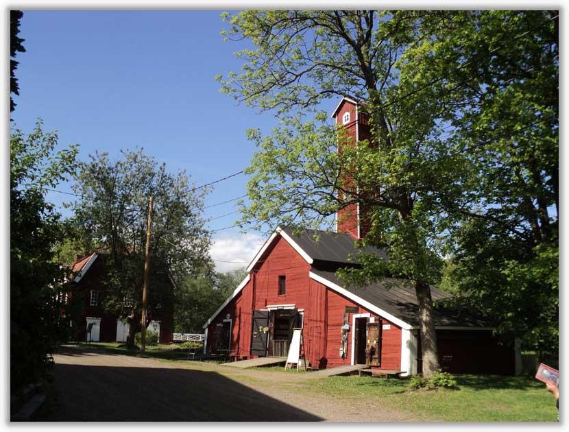 Чугунолитейный завод Стрёмфорс (Stromfors Iron Mill / Strömfors bruk)